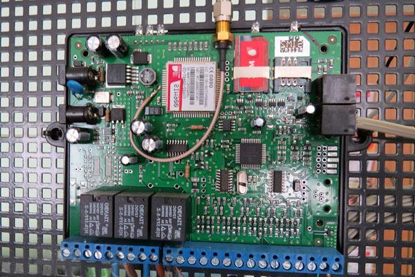 GSM модуль Кситал