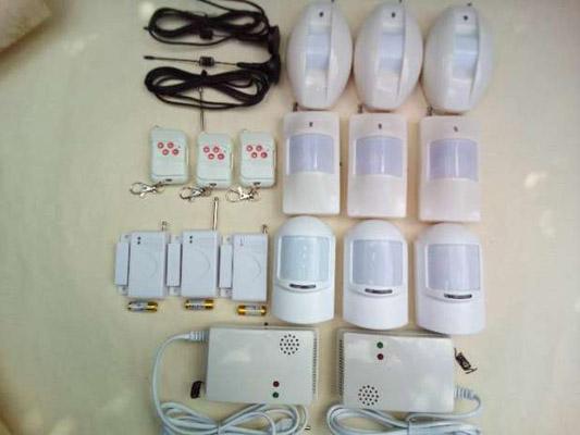 Комплект датчиков для GSM сигнализации