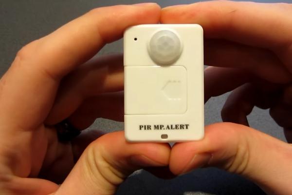 Датчик движения GSM