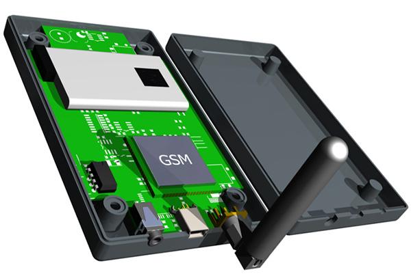 Датчик температуры GSM с модулем GSM