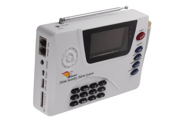 Сигнализации с подключением по телефонной линии