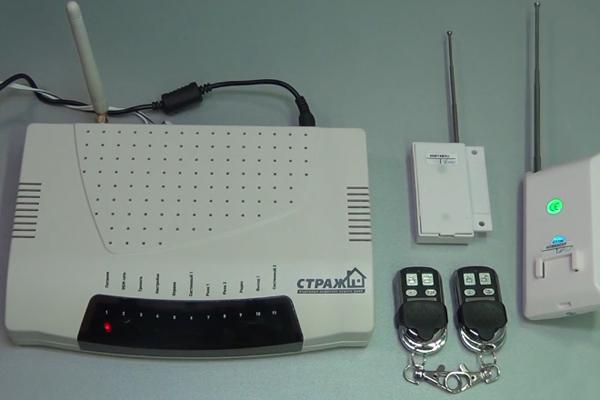 GSM сигнализация Страж