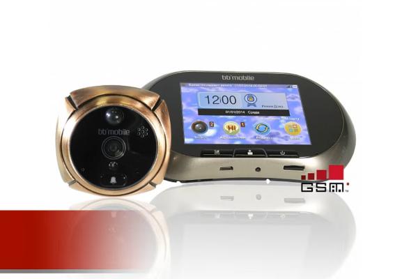 Видеоглазок GSM BB Mobile