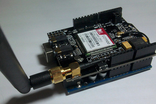 Arduino GSM модуль