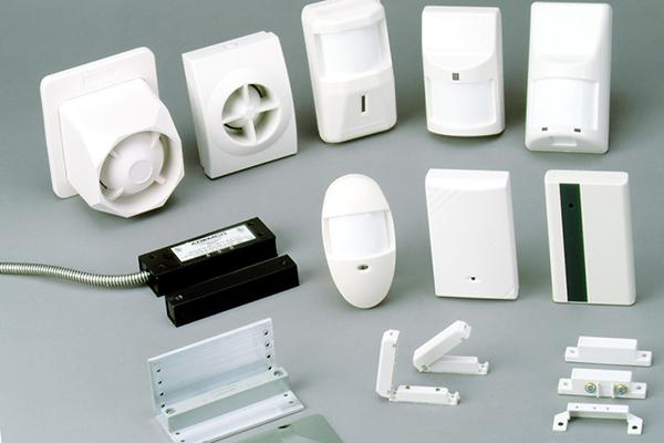 Основные датчики для охранных систем для дома