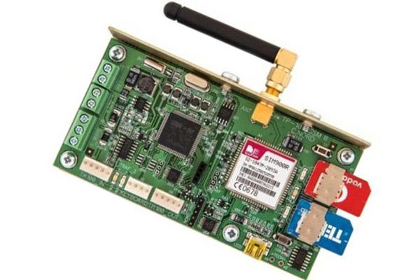 GSM модуль для сигнализации с СИМ картами