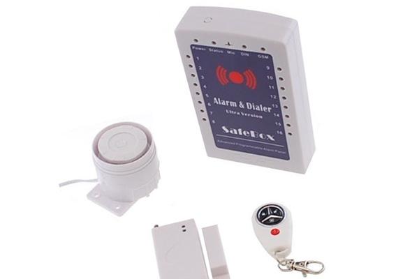 Сигнализация для офиса SafeBox