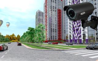 Видеонаблюдение в жилых домах: особенности установки устройств в многоквартирных домах