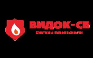 Компания «ВИДОК-СБ»