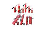 Виды огнетушителей классификация и назначение: все о пожарной безопасности