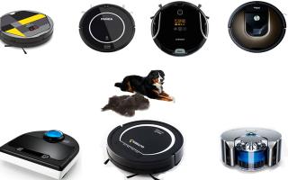 Робот пылесос для уборки шерсти животных: лучшие устройства 2018 года