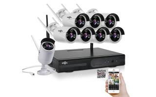CCTV камеры видеонаблюдения: особенности и преимущества аналоговой системы