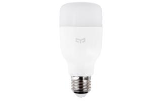 Обзор смарт-лампочки Xiaomi Yeelight LED: технические характеристики и отзывы пользователей