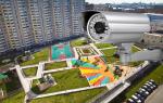 Видеонаблюдение во дворе жилого дома: законность установки