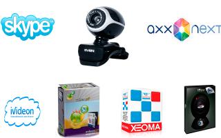 Как организовать видеонаблюдение через вебкамеру – лучшие программы