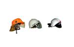 Пожарные каски: основные виды и конструктивные особенности оборудования