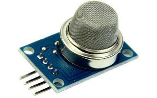 Как сделать датчик дыма на Arduino