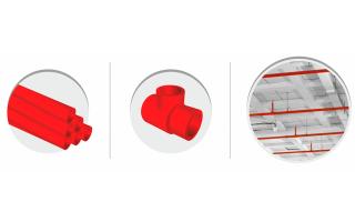 Полипропиленовые трубы в системах пожаротушения: основные характеристики и возможности монтажа