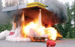 Что такое порошковое пожаротушение?