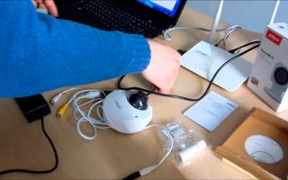 Подключение IP камеры Dahua: пошаговый алгоритм действий