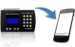 Сигнализация Sapsan GSM Pro 5T: преимущества и недостатки