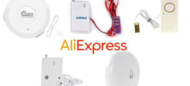 Обзор лучших датчиков протечки воды с Алиэкспресс: технические характеристики и отзывы пользователей