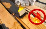 Огнезащитные лаки: принцип действия и как выбрать лучший вариант?