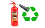 Утилизация огнетушителей углекислотных и порошковых: порядок проведения работ
