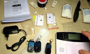 GSM сигнализация для гаража: какую рекомендуют выбрать?