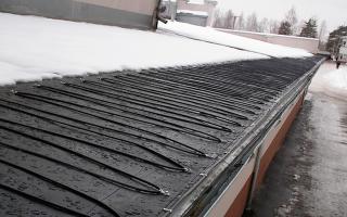 Система снеготаяния и антиобледенения для умного дома: технические характеристики и принцип действия устройств