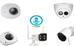 Камеры видеонаблюдения со звуком: преимущества и недостатки таких систем