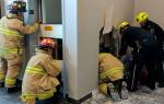 Правила поведения при пожаре в лифте: как обезопасить себя и окружающих