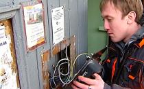 Как подключить домофон самостоятельно в многоквартирном доме