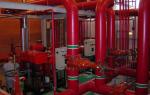 Внутреннее противопожарное водоснабжение: принцип работы и состав системы