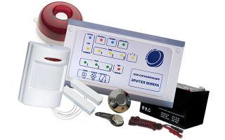 Особенности использования GSM сигнализации Эритея
