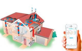 Система вентиляции в умном доме: автоматизируем домашние инженерные системы