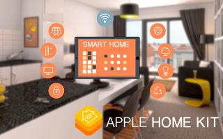 Умный дом от Apple Home Kit: поддерживаемые устройства и настройка системы