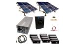 Гелиевая электростанция для «умного дома»