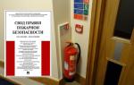 Какие требования предъявляются к огнетушителям: условия эксплуатации и места расположения