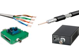 Усилитель видеосигнала для видеонаблюдения: витая пара, коаксиальный кабель и беспроводные