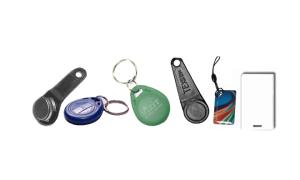 Какие бывают виды ключей для домофона