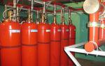 Особенности монтажа системы газового пожаротушения