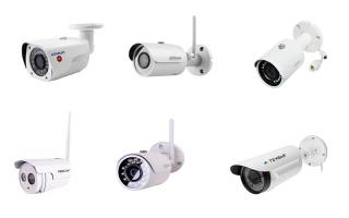 Уличные IP камеры видеонаблюдения: лучшие беспроводные и проводные устройства