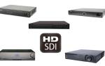 HD-SDI видеорегистратор: особенности работы и обзор лучших устройств
