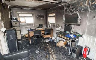 Описание требований пожарной безопасности к помещениям