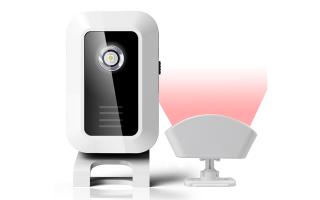 Звуковой датчик движения для охранной сигнализации