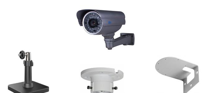 Кронштейн для камеры видеонаблюдения: как выбрать лучшую модель?