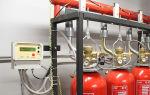 Газовое пожаротушение для серверной: особенности выбора