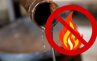Пожарная опасность нефти и нефтепродуктов: самые опасные факторы при хранении и особенности горения