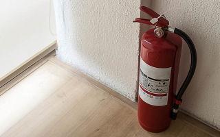 Какой огнетушитель выбрать для дома — советы экспертов пожарной безопасности